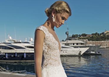 Abiti da sposa in pizzo: il ritorno di una tendenza classica
