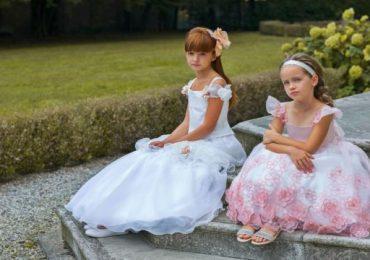 Abito da Cerimonia per bambine: dal vestito alla pettinatura