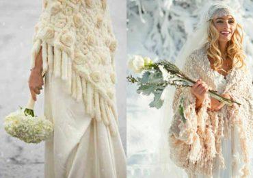 Abito da Sposa Invernale: Tendenze e Accessori Glamour