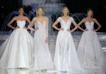 Le tendenze sposa 2018 dalle Bridal Fashion Week 2017