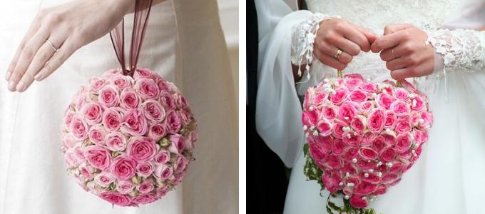 Bouquet Sposa Borsetta.Bouquet A Borsetta Come Abbinarlo All Abito Da Sposa Atelier Carol