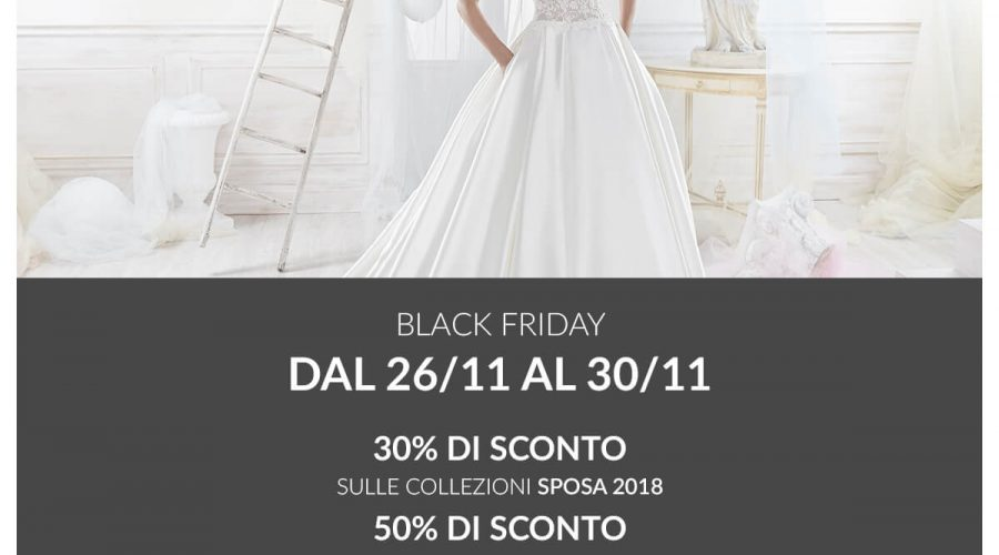 Offerta Black Friday 2018