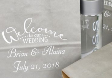 Wedding welcome bag: un regalo per i tuoi invitati