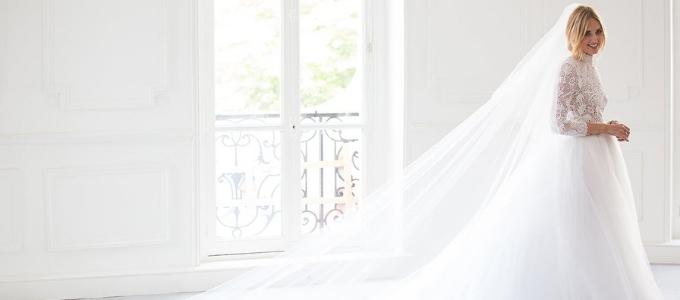 Gli abiti da sposa delle star che hanno fatto storia